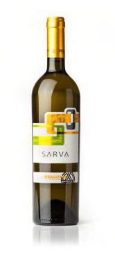 SARVA Chardonnay Dimyat Sauvignon Blanc