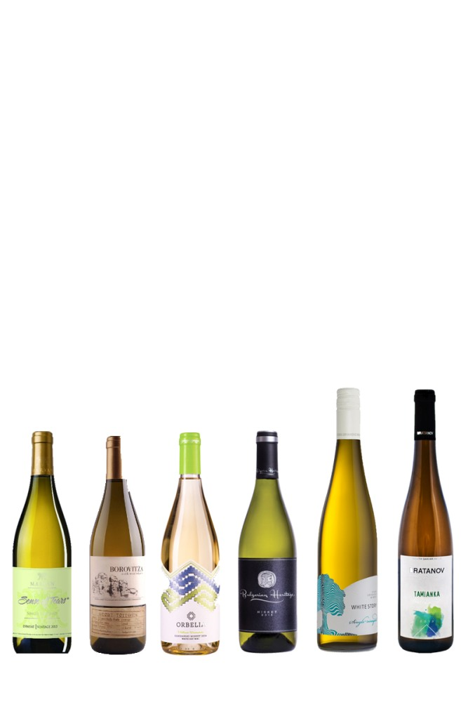 Indigenous Bulgarian White Wines Case