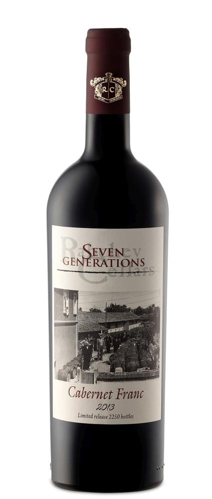 Seven Generations Каберне Фран