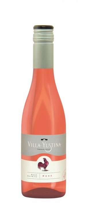 Вила Юстина Розе 0.375