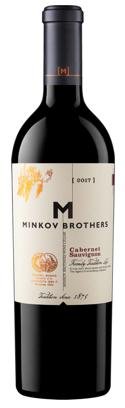 Minkov Brother's Cabernet Sauvignon