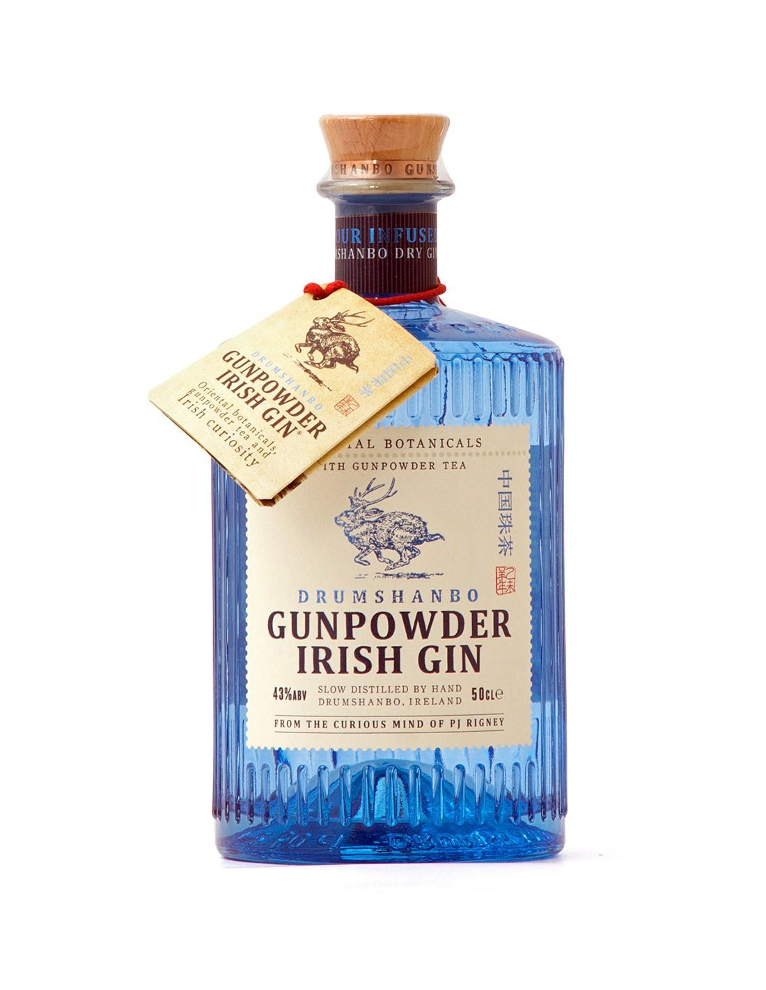 Ирландски джин GUNPOWDER