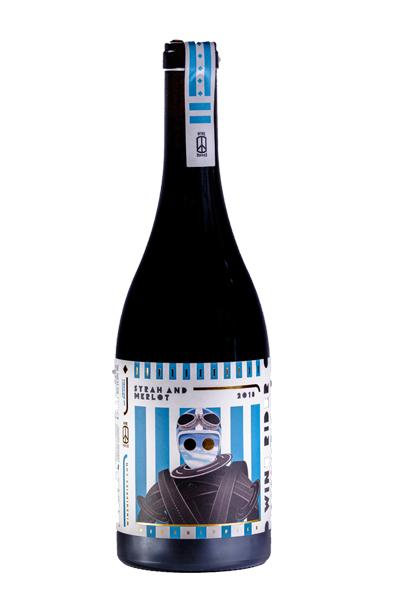 Wine Traveler Мерло и Сира