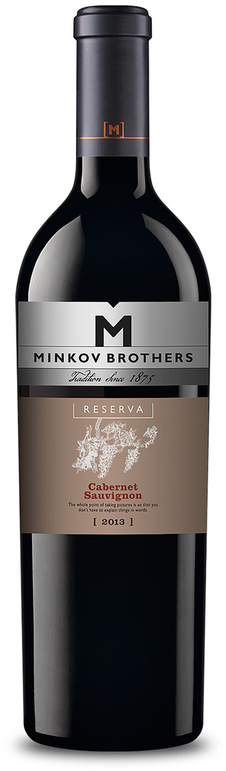 Minkov Brothers Cabernet Sauvignon Reserva