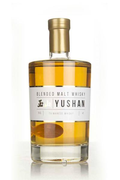 Yushan Тайванско уиски