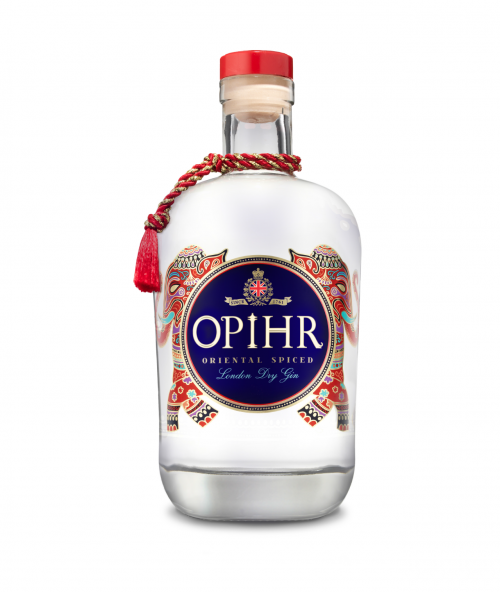 Джин Opihr Oriental Spiced London Dry Gin