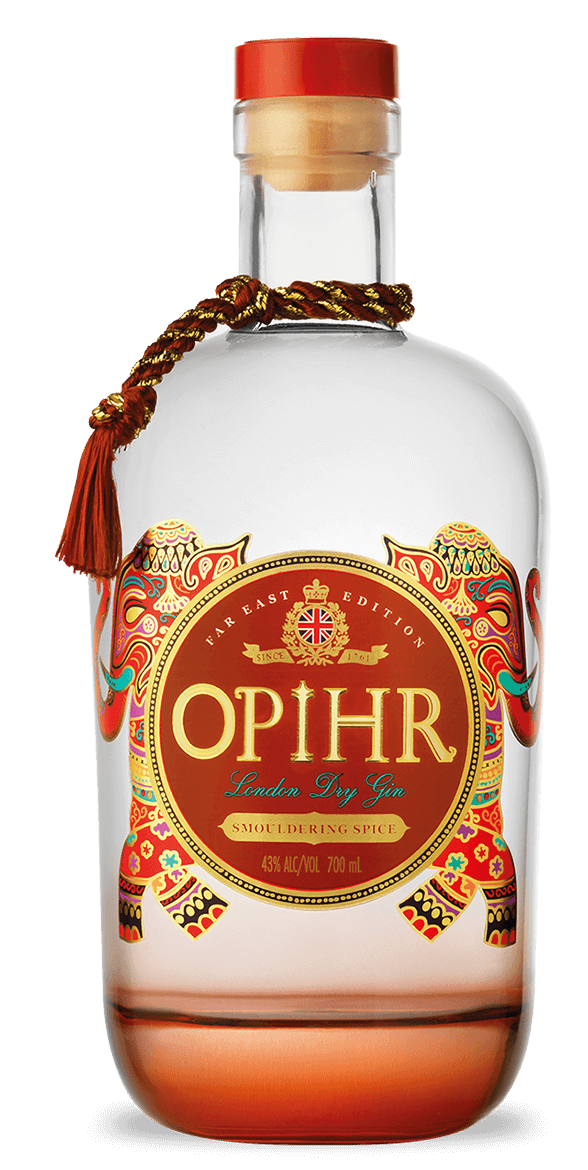 Джин Opihr Far East Edition London Dry Gin