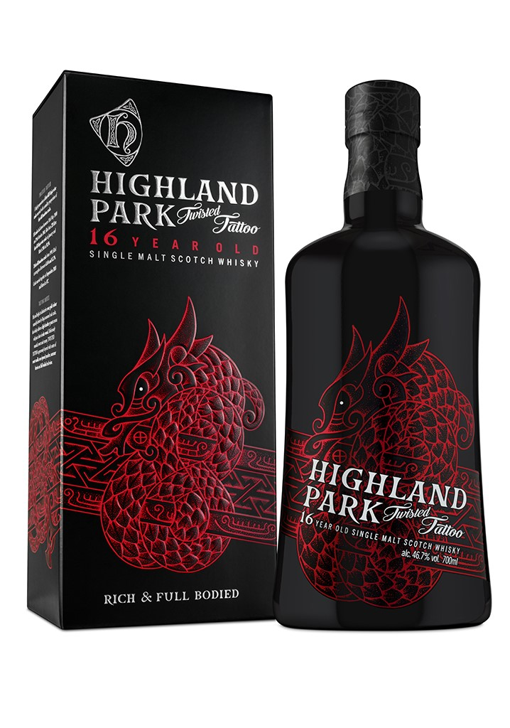 Highland Park Twisted Tattoo 16 Y.O.