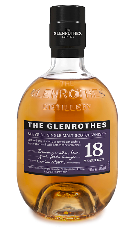 The Glenrothes 18 Y.O. 700 ml