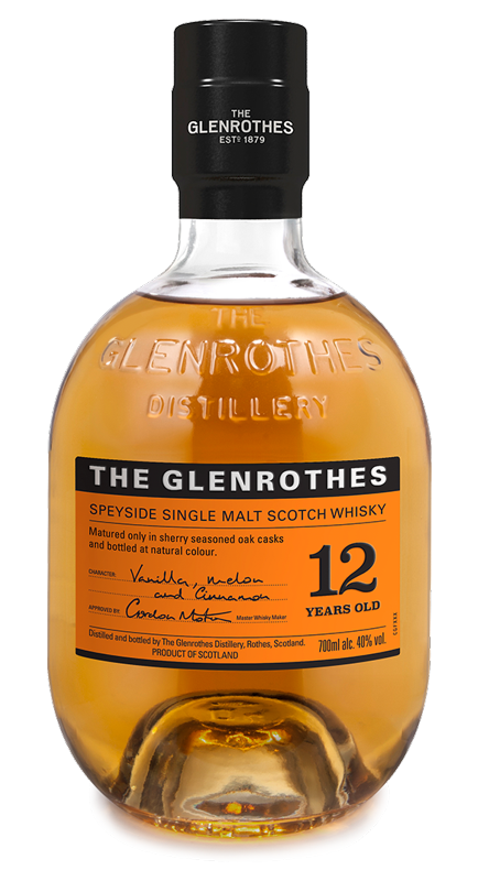 The Glenrothes 12 Y.O. 700 ml