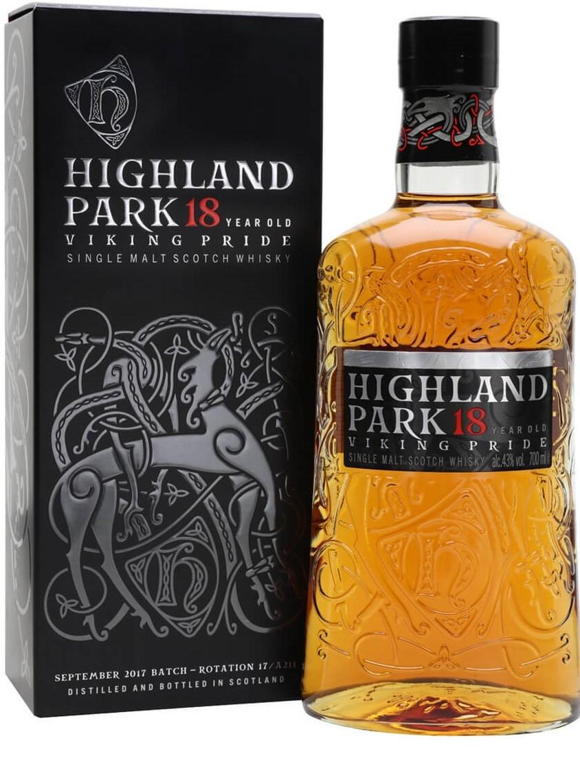 Highland Park 18 Y.O. 700 ml