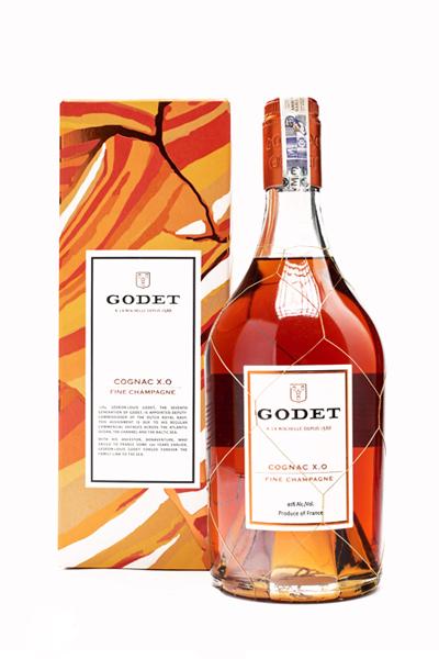 Коняк Godet XO Fine Champagne 700 мл