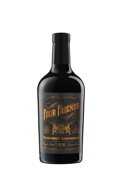 Four Friends Cabernet Sauvignon fortified sweet