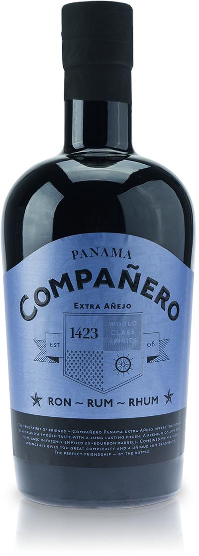 Ром Компаниеро Екстра Аниехо Панама