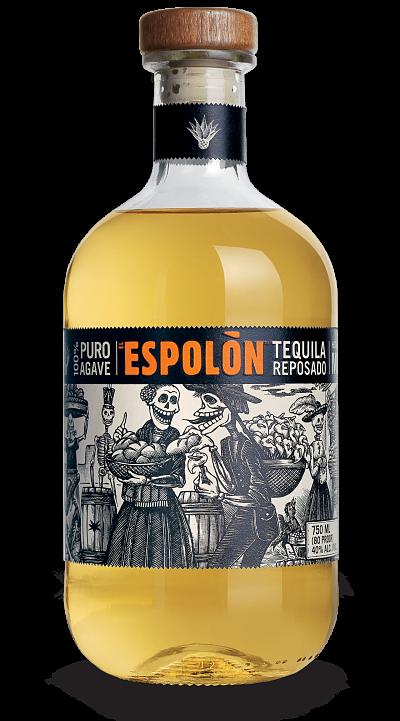 Ел Есполон Репосадо Текила