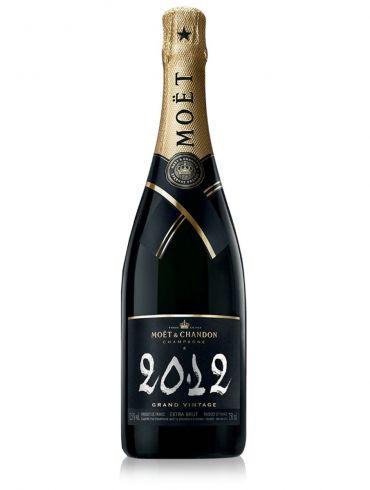 Шампанско Моет Грандо Гранд Винтидж