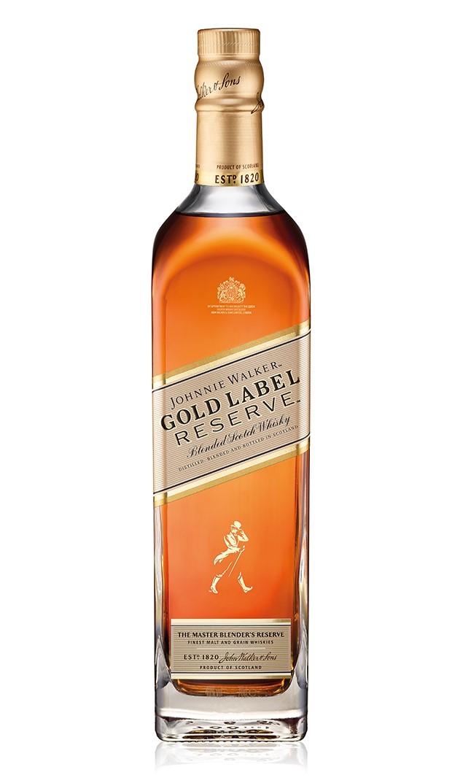 Johnie Walker Gold Label Reserve 18yo Blended Scotch Whisky