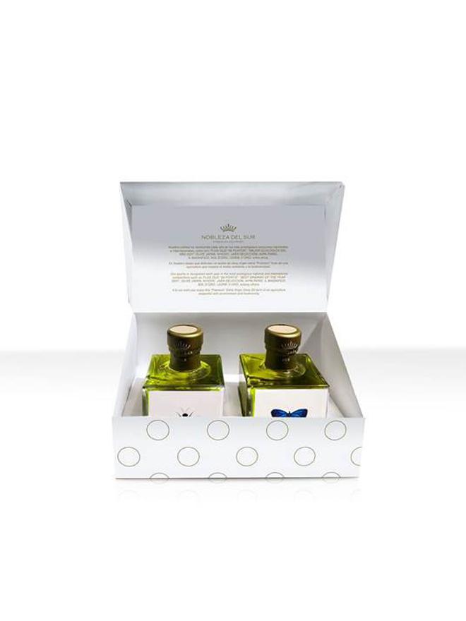 Olive oils Extra Virgin Nobleza del Sur Eco Day и Eco Night